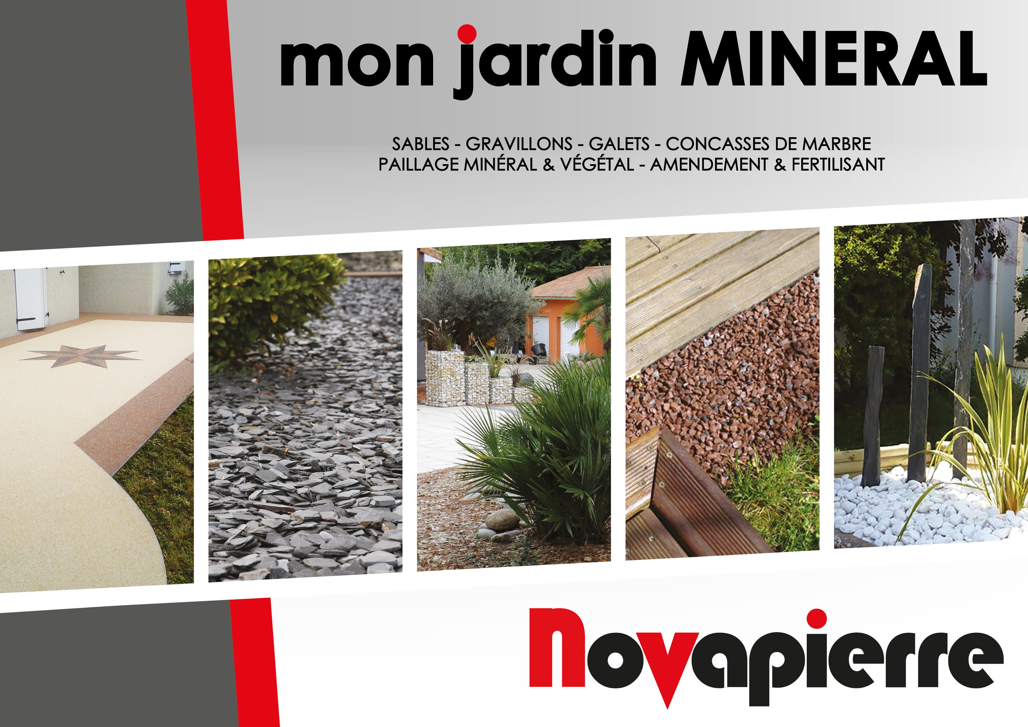 catalogue NOVAPIERRE 2018